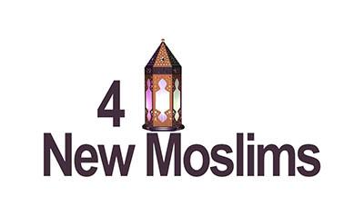 4 new moslims